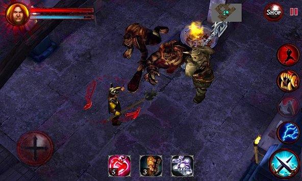 Dungeons & Demons  – Game of Dungeons (Action RPG) APK indir [v1.9.3]