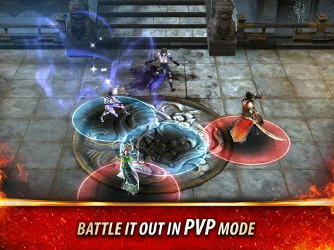 Dynasty Warriors: Unleashed APK indir [v1.0.11.3]