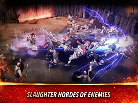 Dynasty Warriors: Unleashed APK indir [v1.0.13.3]