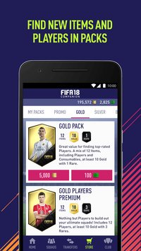 EA SPORTS™ FIFA 18 Companion APK indir [v18.0.0.170407]
