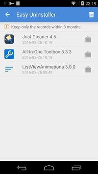 Easy Uninstaller App Uninstall APK indir [v3.2.14]