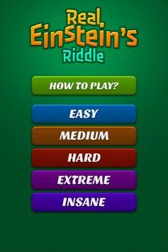 Einstein's Riddle Logic Puzzle APK indir [v3.7.6]