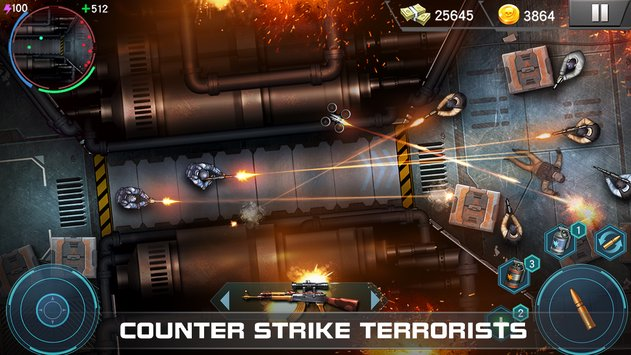 Elite SWAT – counter terrorist game APK indir [v1.3.5]