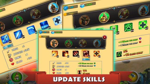 Empire Defense: Free Strategy Defender Games APK indir [v3.1]