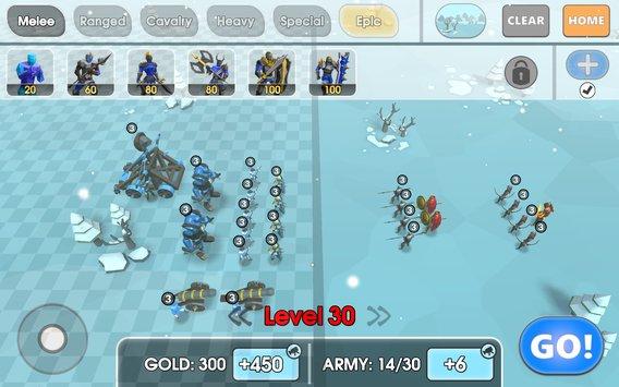 Epic Battle Simulator 2 APK indir [v1.2.55]