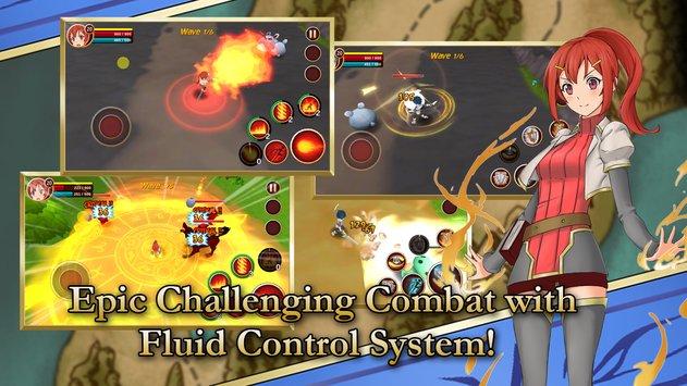 Epic Conquest APK indir [v1.9]