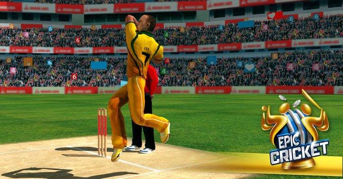 Epic Cricket – Best Cricket Simulator 3D Game APK indir [v2.14]