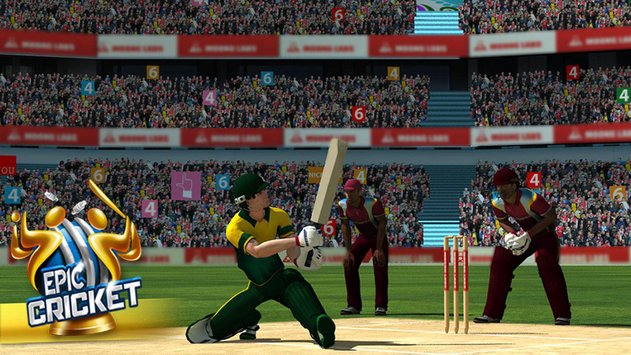 Epic Cricket – Big League Game APK indir [v2.21]