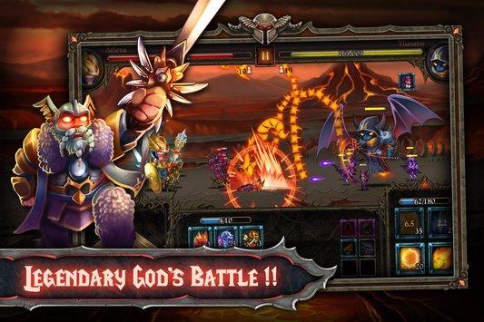 Epic Heroes War: Gods Battle APK indir [v1.8.3.190]