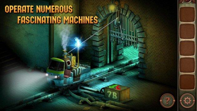 Escape Machine City APK indir [v1.31]