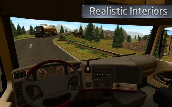 Euro Truck Driver (Simulator) APK indir [v1.5.0]