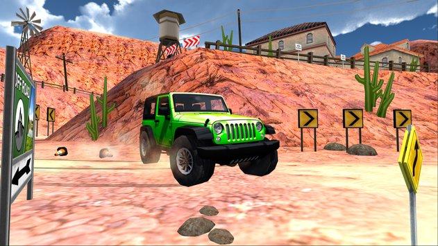 Extreme SUV Driving Simulator APK indir [v4.17]