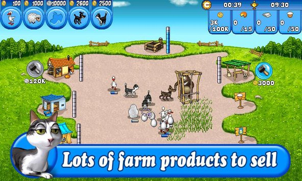 Farm Frenzy Free: Time management game APK indir [v1.2.59]