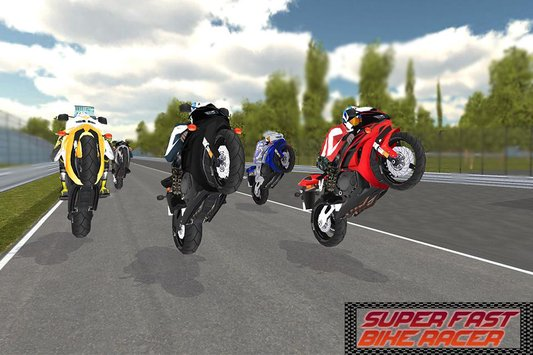 Fast Motor Bike Rider 3D  indir [v4.2]