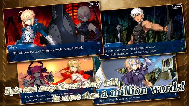Fate/Grand Order (English) APK indir [v1.6.1]