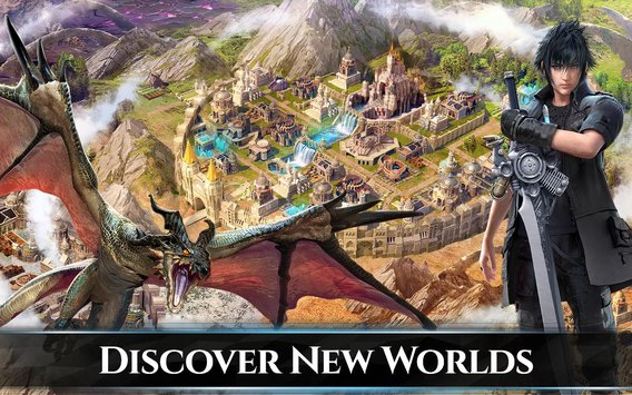 Final Fantasy XV: A New Empire APK indir [v3.27.65]