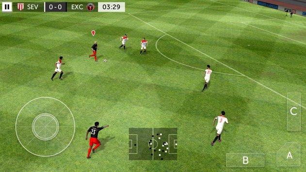 First Touch Soccer 2015 – FTS 15 APK indir [v2.09]