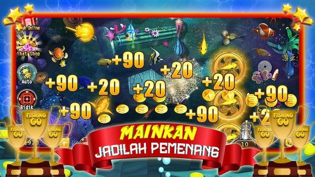 Fishing Go – Permainan 3D dapatkan hadiah gratis APK indir [v1.2.0]