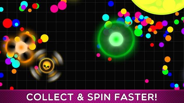 Fisp.io Spins Master of Fidget Spinner APK indir [v2.4]