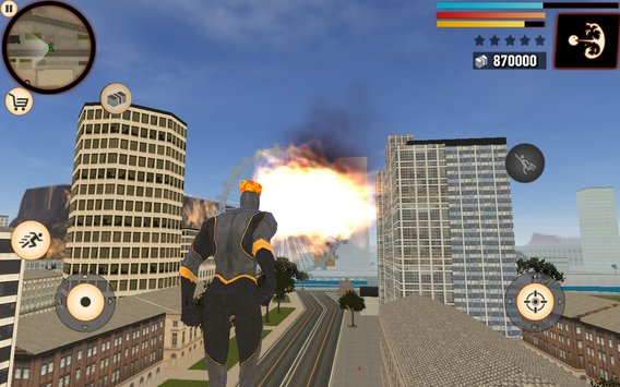 Flame Hero indir [v1.0]