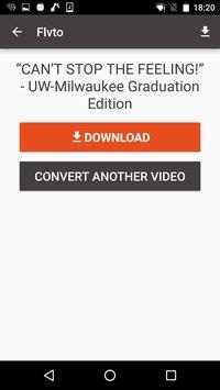 FLVTO Youtube Downloader APK indir [v2.1.8]