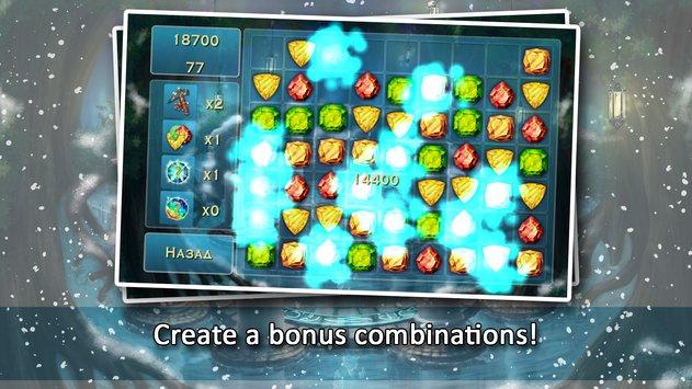 Forgotten Treasure 2 – Match 3 APK indir [v1.21.7]