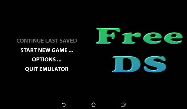Free DS Emulator APK indir [vpb1.0.0.1]