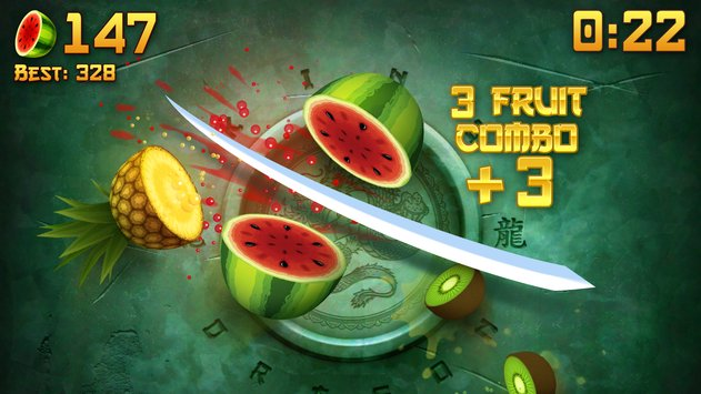 Fruit Ninja® APK indir [v2.6.3]