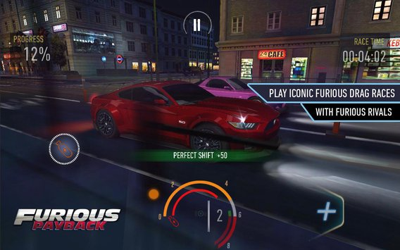 Furious Payback Racing APK indir [v2.1]