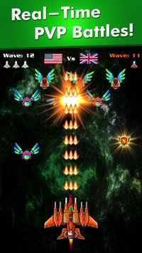 Galaxy Attack: Alien Shooter APK indir [v3.3]