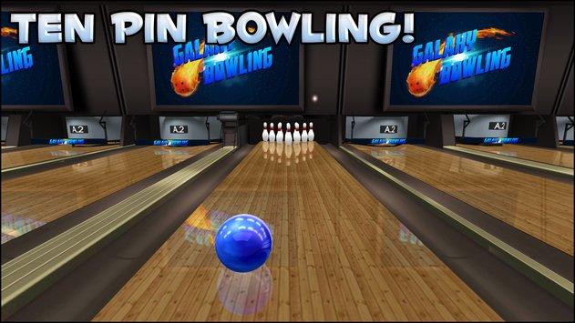 Galaxy Bowling 3D Free APK indir [v12.2]