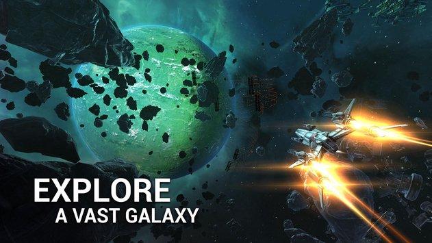 Galaxy on Fire 3 – Manticore APK indir [v1.6.7]