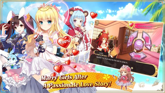 Girls X Battle:GXB_Global APK indir [v1.92.0]