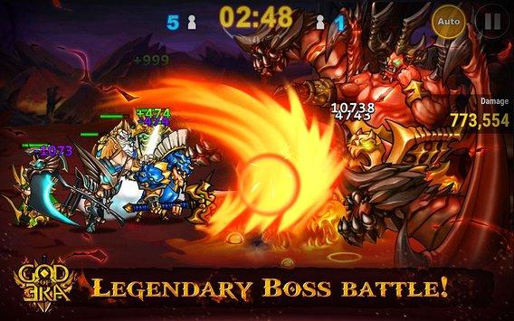 God of Era: Heroes War (GoE) (Unreleased) APK indir [v0.1.42]