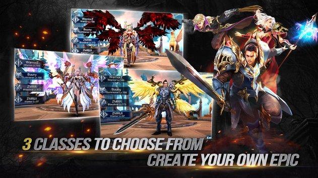 Goddess: Primal Chaos – SEA  Free 3D Action MMORPG APK indir [v1.81.23.092100]