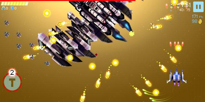 Gold Flower – Bullet Hell Space Shooter APK indir [v2.0.2]