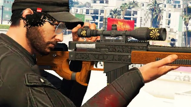 Grand Sniper V: San Andreas APK indir [v1.3]
