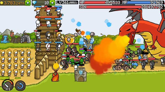 Grow Castle APK indir [v1.18.6]