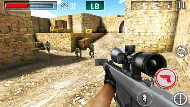 Gun Shoot War APK indir [v3.1]