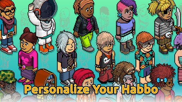 Habbo – Virtual World APK indir [v2.17.0]
