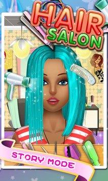 Hair Salon – Fun Games APK indir [v3.0.8]
