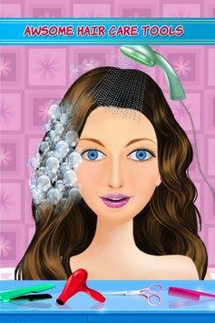 hair style salon-girls games APK indir [v1.14]