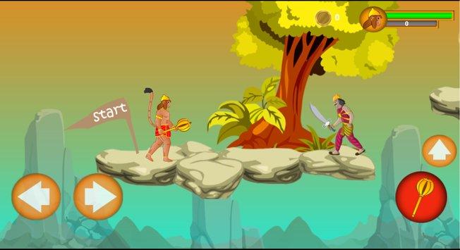 Hanuman Adventures – Indian games APK indir [v6.0.0]
