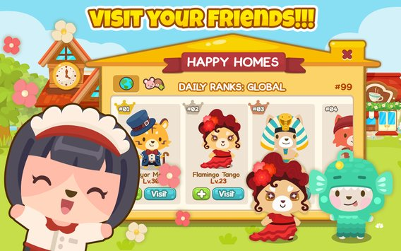 Happy Pet Story: Virtual Pet Sim APK indir [v2.0.0]