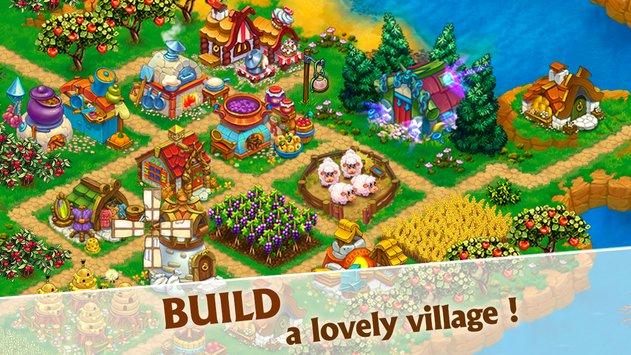 Harvest Land APK indir [v1.4.9]