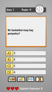 Haydi Bil Bilgi Yarışması APK indir [v1.0.13]