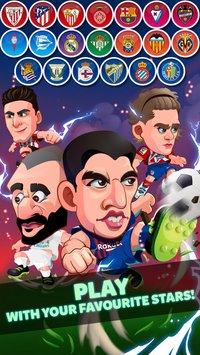 Head Soccer La Liga 2018 APK indir [v4.1.0]