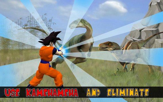 Hero Goku Jungle Survivor APK indir [v1.0.1]
