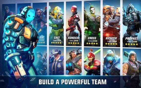 Hero Hunters APK indir [v1.0]