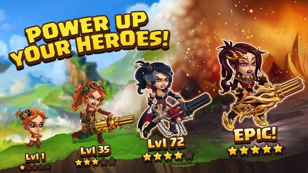 Hero Wars – Ultimate RPG Heroes Fantasy Adventure APK indir [v1.24.3]